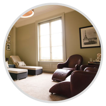 Chill-out Area / Relaxation Rooms